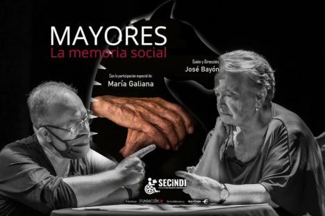El documental 'Mayores. La memoria social' abre el 4 de octubre la Semana de Cine Inclusivo y Discapacidad en Mérida
