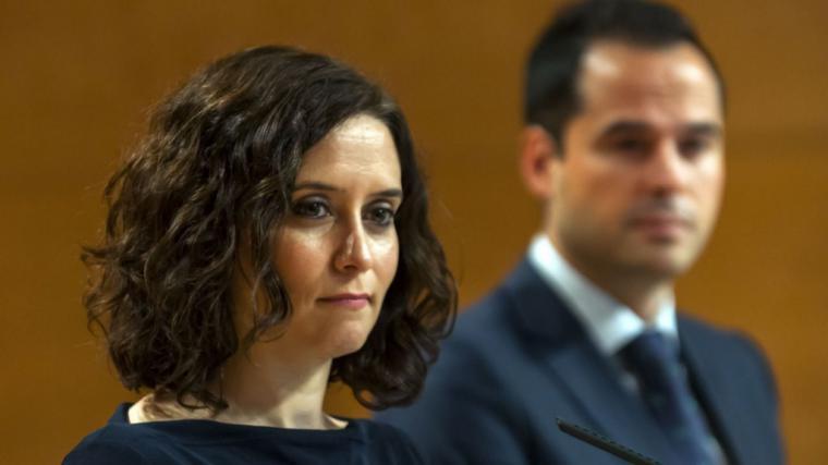 La moción de Censura que planea sobre la cabeza de Isabel Díaz Ayuso