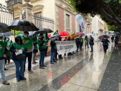 CSIF reclama el rescate público del servicio telefónico de 061 y Salud Responde, que prestan más de 600 trabajadores en toda Andalucía