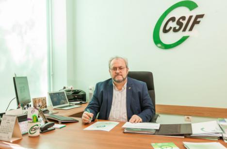 CSIF solicita que los más de 3.000 trabajadores de hipermercados y supermercados de la provincia sean incluidos en el plan de vacunación preferente