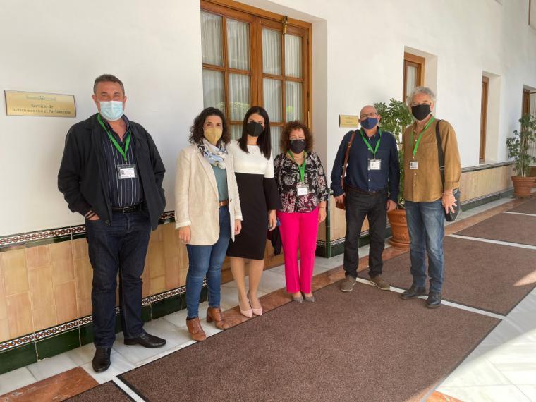 CSIF logra el compromiso de la Junta para que los trabajadores de Inturjoven en Almería no sean desplazados a otras provincias