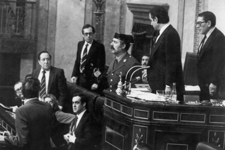 Ha muerto el coronel Juan Tomás García Andrés, el militar que frenó el golpe del 23-F en la Región de Murcia