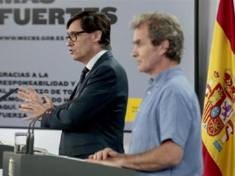 La vacuna contra el coronavirus lista para el ensayo en España, según el Ministro de Sanidad