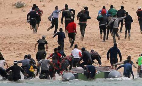 Ya va siendo hora de plantar cara a Marruecos después de que su primer ministro haya reclamado Ceuta y Melilla en represalia a la postura española sobre el Sahara