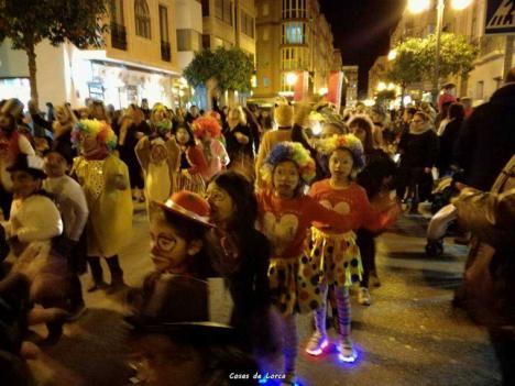 El Gran Desfile de Carnaval de Lorca contará la participación de 1.500 personas integradas en una veintena de comparsas