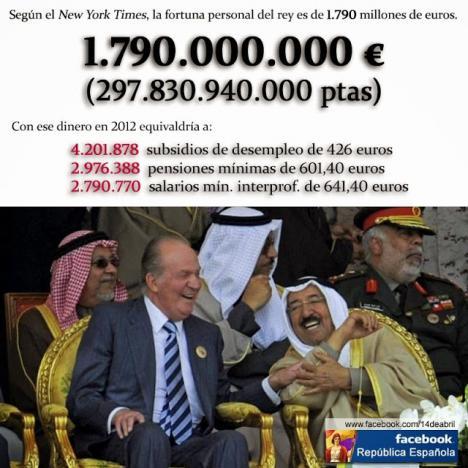 Ada Colau acusa a la monarquía española de