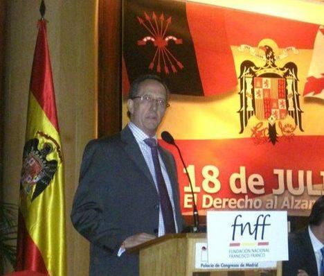 Matías Alonso, coordinador de GRMH, responde a la Fundación Francisco Franco