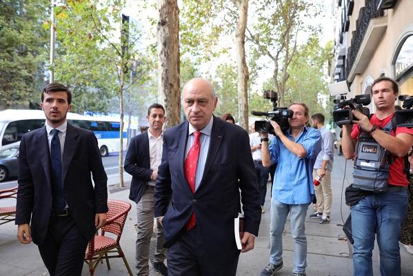 'Fernández Díaz imputado en el 'caso Kitchen' y exiliado del PP', por Víctor García