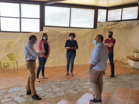 Ayuntamiento de Puerto Lumbreras y Comunidad Autónoma potenciarán el complejo Medina Nogalte como motor económico del municipio a través del turismo