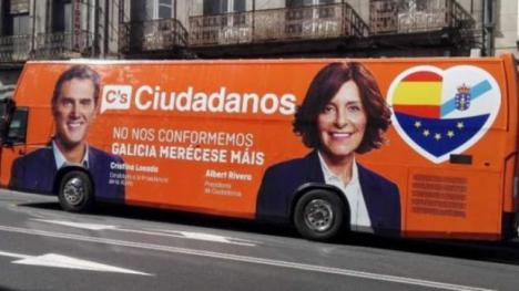 Dirigentes y militantes de Ciudadanos en Galicia huyen en desbandada antes de las Elecciones Autonómicas