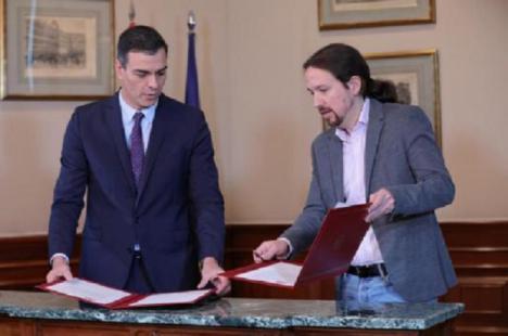 PSOE y Podemos negocian una subida del sueldo mínimo a 1200 euros