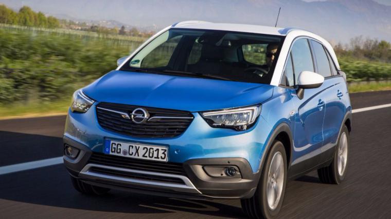 Opel Crossland X, un SUV elegante y funcional