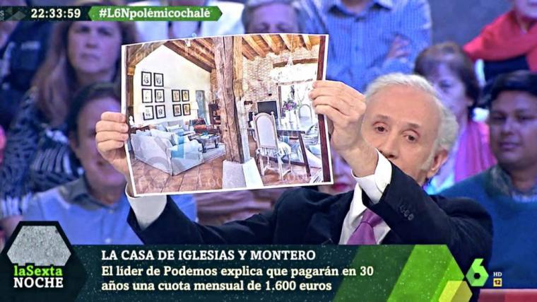 Inda, investigado por supuesto acoso a los hijos del matrimonio Iglesias - Montero
