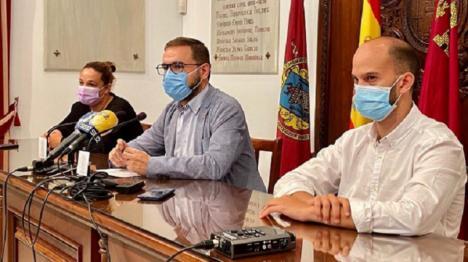 El Ayuntamiento de Lorca mantiene el cierre de los servicios e infraestructuras municipales no esenciales una semana más