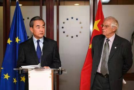 LA EUROCÁMARA PIDE EXPLICACIONES A BORRELL POR LAS SUPUESTAS PRESIONES CHINAS EN UN INFORME SOBRE DESINFORMACIÓN