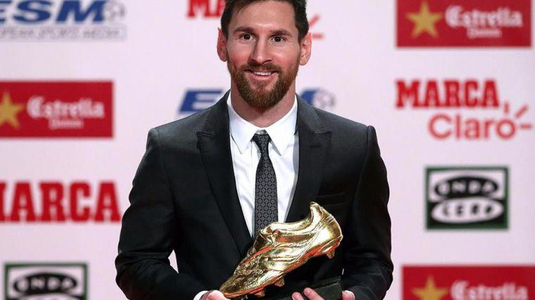 Messi, más allá de la Bota de oro