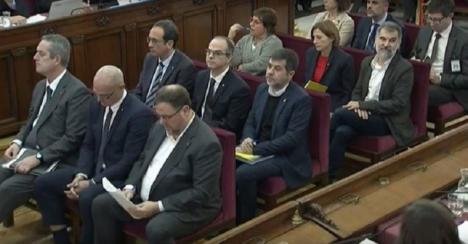 El ministro de Justicia ha anunciado que la próxima semana se empezarán a tramitar los indultos del
