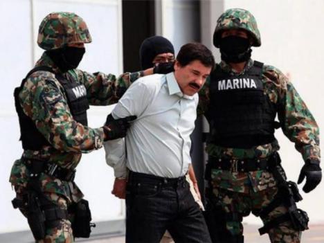Un juez federal de Nueva York condena al Chapo Guzmán condenado a cadena perpetua