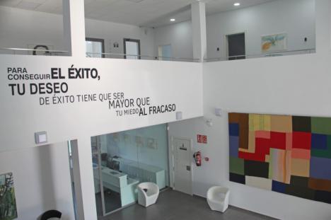 El Ayuntamiento de Puerto Lumbreras saca a adjudicación tres locales en el Vivero de Empresas Culturales y Creativas