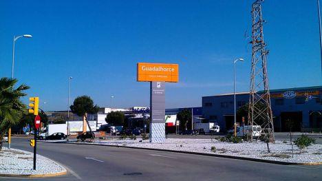 Encuentran el cadáver de un hombre asesinado a tiros en el polígono Guadalhorce de Málaga