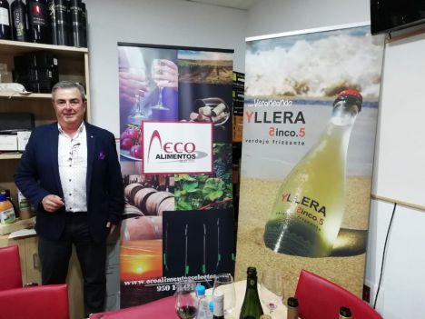 Trino Góngora Fernández gerente de Eco Alimentos Selectos
