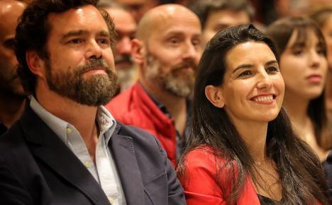 La amenaza que la ministra Maroto recibió procede de una persona emparentada con el diputado de Vox, Iván Espinosa de los Monteros