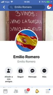 Otro de los perfiles que se dedican a insultar en facebook en investigación