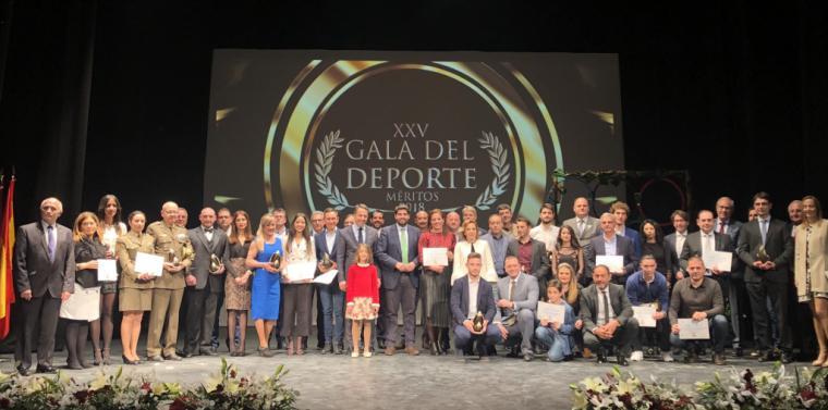 La jugadora de fútbol Laura Gallego, la tenista Sabrina López o el atleta Pablo Lozoya serán algunos de los premiados en la 'XXVI Gala del Deporte de Lorca' del próximo 28 de Febrero