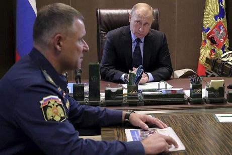 Última Hora: Muere el ministro de Emergencias de Rusia cuando salvaba la vida de una persona