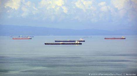 Irán sale en auxilio de Venezuela mandando cinco petroleros a pesar de las amenazas de Estados Unidos