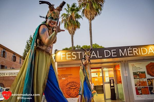 El IV Encuentro de Creadoras Escénicas aborda durante estos días en el marco del 67 Festival Internacional de Mérida el papel de las mujeres de la época grecolatina