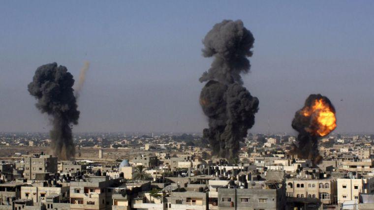 Siria denuncia los civiles muertos en un bombardeo israelí sobre el Golán