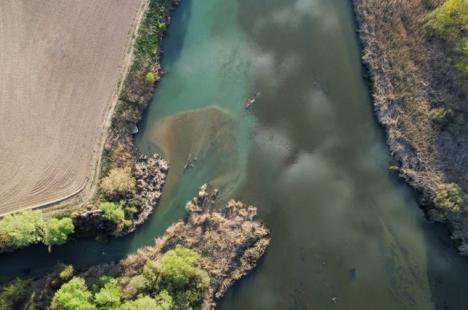 Estudios de caudales ecológicos mínimos en el Río Tajo en el tramo Aranjuez-Talavera de la Reina