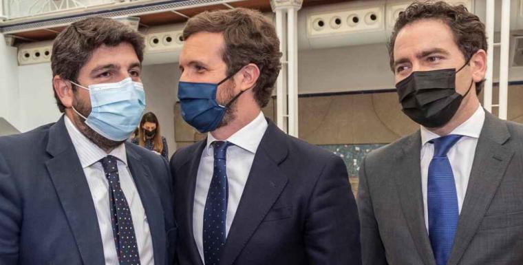 """Diego Conesa: """"El Partido Popular vuelve a demostrar su falta de escrúpulos y a actuar como si la Región fuese su cortijo"""""""