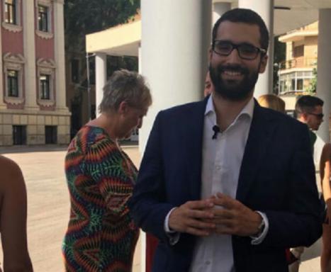 """Francisco Lucas: """"Celdrán se comporta como un racista y olvida que los inmigrantes que están en El Cenajo tienen una orden de la Consejería de Salud para hacer cuarentena"""""""