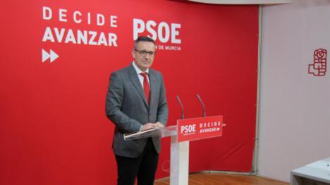 """Diego Conesa: """"Seguiré trabajando codo con codo con el Gobierno de España para tener un sistema de financiación autonómica acorde a nuestras necesidades"""""""