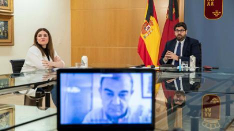 """El PSOE denuncia que en el peor momento de la pandemia en la Región la Consejera de Educación """"sigue desaparecida"""""""