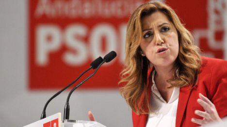 Susana Díaz urge el pacto de Estado contra la violencia de género