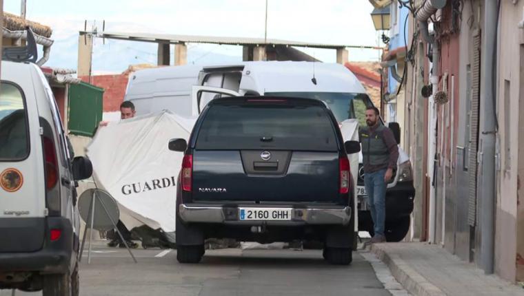 Los investigadores registran una casa del entorno del principal sospechoso de la desaparión de Marta Calvo