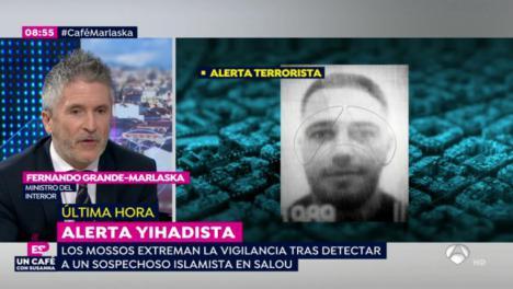 Los Mossos detienen a un hombre, de nacionalidad holandesa, en la AP-7 que parece ser el yihadista detectado en Salou
