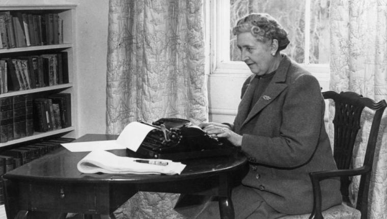 Un día como hoy de 1976 muere Agatha Christie, tenía de 85 años