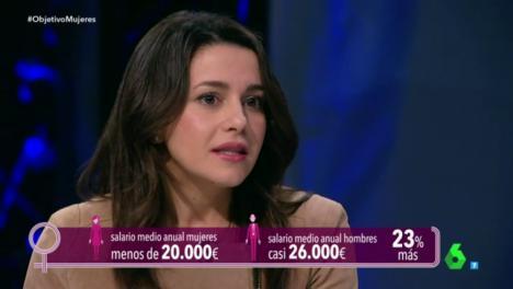 """La maldita hemeroteca acusa a Arrimadas de mentir cuando dice que Pedro Sánchez ha indultado a """"golpistas"""""""