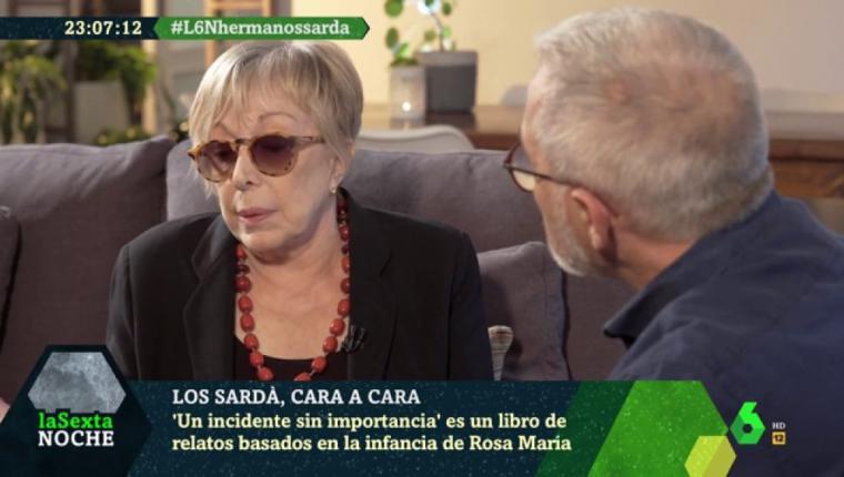 El cancer se lleva la vida de Rosa María Sardá a los 78 años