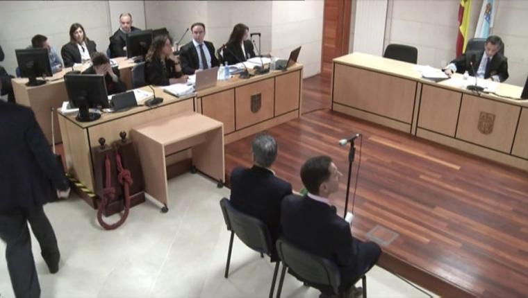 El juez expulsa a Juan Carlos Quer de la sala por gritarle a 'El Chicle': '¡Podría haber sido tu hija!'