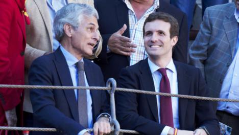 El hijo de Adolfo Suárez número dos por Madrid