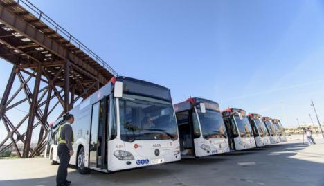 El Comité de Empresa de Surbús preocupado por posibles impagos a la plantilla a partir de diciembre