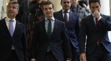 """Teodoro García Egea, fue el autor del whatsapp que envió Ignacio Cosidó y que decía: """"controlaríamos la Sala Segunda por detrás"""""""