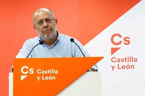 Francisco Igea, vicepresidente de la Junta de Castilla y León, ha querido responder a la última salida de tono de Juan Carlos Giráuta