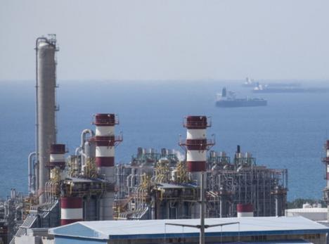 Nueva incautación de un petrolero extranjero en el golfo Pérsico por parte de Iran
