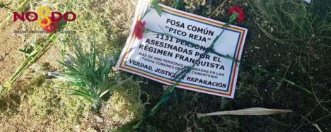 Empieza la busqueda de Blas Infante en una fosa donde hay 1.103 fusilados